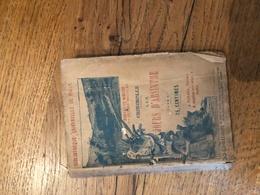 173/ ROMANS DE MOEURS ET ETUDES SOCIALES CHINCHOLLE LES JOURS D ABSINTHE TOME I - Books, Magazines, Comics