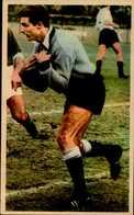 TAILLANDIER...RECEPTION DE BALLE SUR SHOOT D'UN ADVERSAIRE ...VOIR DOS...CPSM PETIT FORMAT - Soccer