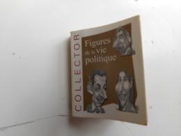 MINI LIVRE FIGURES DE LA VIE POLITIQUE - Andere