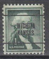 USA Precancel Vorausentwertung Preo, Locals Kansas, Wichita L-10 TS - Vereinigte Staaten