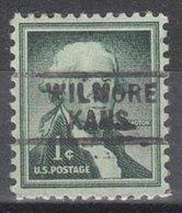 USA Precancel Vorausentwertung Preo, Locals Kansas, Wilmore 729 - Vereinigte Staaten