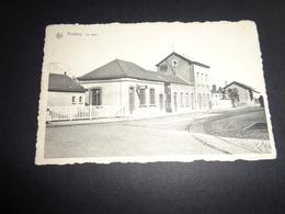 Belgique  België  ( 111 )   Flobecq  Gare  Station  Statie - Flobecq - Vloesberg