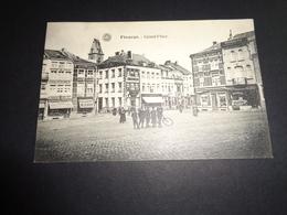 Belgique  België  ( 112 )   Fleurus  Grand ' Place - Flobecq - Vloesberg