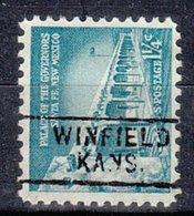 USA Precancel Vorausentwertung Preo, Locals Kansas, Winfild 745 - Vereinigte Staaten