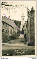 07. ROCHEPAULE . Montée De L'église . - Francia