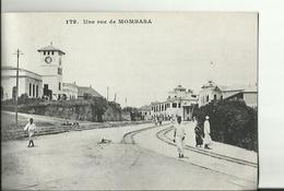 UNE RUE DE MOMBASA - Kenya