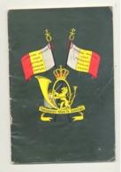 Livre - Contribution à L'Historique Des 2e,5e,8e Et 11e Chasseurs à Pied - Armée Belge - Guerres 14/18 - 40/45 (b258) - Guerre 1914-18