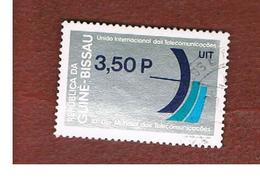 GUINEA BISSAU - SG 561 -    1978 U.I.T.: TELECOMMUNICATION DAY           - USED ° - Guinea-Bissau