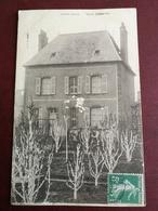 CPA 50 Port Bail ,(Portbail , Barneville-Carteret , Cherbourg ) , Villa Jeannette - Barneville