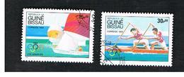 GUINEA BISSAU - SG 845 -    1984   OLYMPIC GAMES       - USED ° - Guinea-Bissau