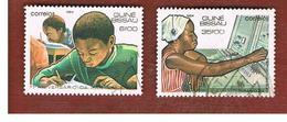 GUINEA BISSAU - SG 880  -    1984   INDEPENDENCE ANNIVERSARY       - USED ° - Guinea-Bissau