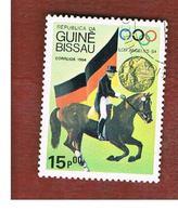 GUINEA BISSAU - SG 899  -    1984  OLYMPIC GOLD MEDALLIST: R. KLIMKE       - USED ° - Guinea-Bissau