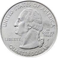 2008 P Washington Quarter Dollar Alaska Coin - 1999-2009: State Quarters
