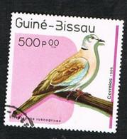 GUINEA BISSAU - SG 1096.1100   -    1989 BIRDS     - USED ° - Guinea-Bissau