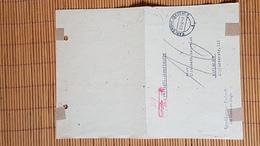 Einstellungsbeschluss Gemacht. Amnestie-Verordnung, Kein Kriegsverbrecher, Von 1946 - Dokumente