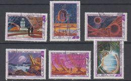 Cuba 1976 Space 6v Used (cto) (44147) - Cuba
