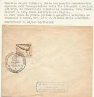 Germania, Olimpiadi Di Berlino, 1.8.1936, Annullo Inaugurazione XIi Giochi Olimpici. - Francobolli
