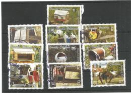 1007/1016   Boite  Aux Lettres Beaux Cachets  (boitsorbl) - Neukaledonien