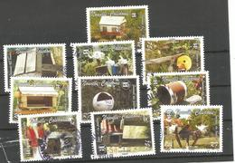 1007/1016   Boite  Aux Lettres Beaux Cachets  (boitsorbl) - Usados