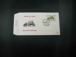 "BELG.1989 2322 FDC (Tubize) : "" Journée Du Timbre / Dag Van De Postzegel 1989 "" - 1991-00"