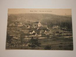 60 Bury, Vue Prise Du Cimetière  (A6p6) - Other Municipalities