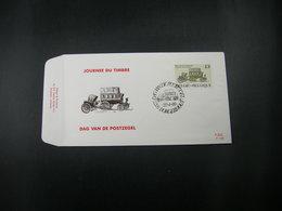 """BELG.1989 2322 FDC (Borgerhout) : """" Journée Du Timbre / Dag Van De Postzegel 1989 """" - 1991-00"""