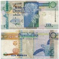 Seychelles - 10 Rupees - Seychelles