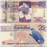 Seychelles - 25 Rupees - Seychelles