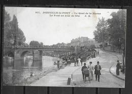 94 JOINVILLE LE PONT UN JOUR DE FETE - Joinville Le Pont