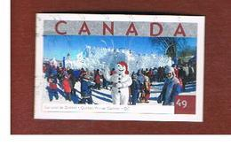 CANADA   -  SG 2257   -  2004  TOURIST ATTRACTIONS: QUEBEC WINTER CARNIVAL   -      USED - 1952-.... Regno Di Elizabeth II
