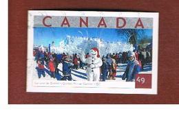 CANADA   -  SG 2257   -  2004  TOURIST ATTRACTIONS: QUEBEC WINTER CARNIVAL   -      USED - Usati