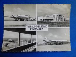 AEROPORT / AIRPORT / FLUGHAFEN     TOULOUSE BLAGNAC - Aeródromos