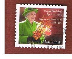 CANADA   -  SG 2381  -  2006 QUEEN ELIZABETH II BIRTHDAY        -      USED - 1952-.... Regno Di Elizabeth II