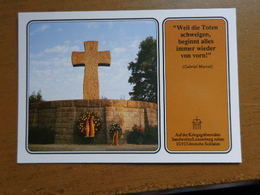 Deutscher Soldatenfriedhof, Kerkhof, Cimetière / Sandweiler --> Ne Pas écrit - Luxembourg - Ville