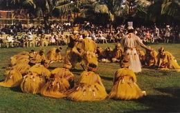 Danses Tahitiennes Du 14 Juillet  Vahiné - Polynésie Française