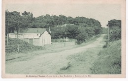 44  Loire Atlantique -  SAINT-BREVIN-L'OCEAN -  Les Rochelets -  Avenue De La Mer - Saint-Brevin-l'Océan