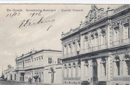 Rio Grande - Intendencia Municipal - Quartel General - Brésil