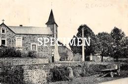 Huize Vacantiegenot - Eglise De Rendeux - Rendeux