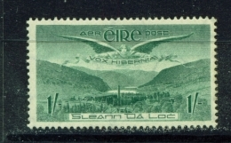 IRELAND  -  1948  Air  1s  Mounted/Hinged Mint - Airmail