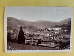 BOURG-ARGENTAL . Vue Générale - Bourg Argental