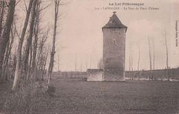 LAVERGNE La Tour Du Vieux Château - Frankreich