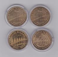 Millau 2012- 2013-2014 CAN -2014 10ans - Monnaie De Paris