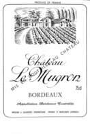 Château Le Mugron - Bordeaux Gaignerot, Prignac Et Marcamps - Etiquettes