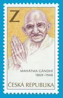 CZ 2019-1037 Mahátma Gándhí, CZECH, 1 X 1v, MNH - Tchéquie