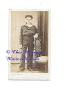 BREST JEUNE MARIN MOUSSE - CDV PHOTO LEGENDRE FINISTERE MARINE - Photos