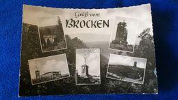 Gruss Vom Brocken Germany - Wernigerode