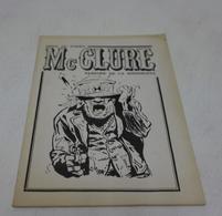 Fanzine: McClure Fanzine De La Historieta: Moebius, Etc - Sin Clasificación