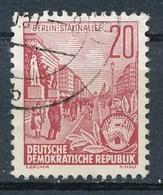 DDR Mi. 580 A Gest. Fünfjahrplan Stalinallee Berlin - DDR