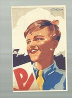 **1 X GOUWDAG  - **--Katholieke  Studenten Aktie  TIENEN , 28 April 1938 - Tienen