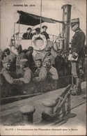 ! Alte Karte 1914, Deutsche Kriegsgefangene Marokko Prisonniers De Guerre, Allemand, POW, 1. Weltkrieg - Guerra 1914-18
